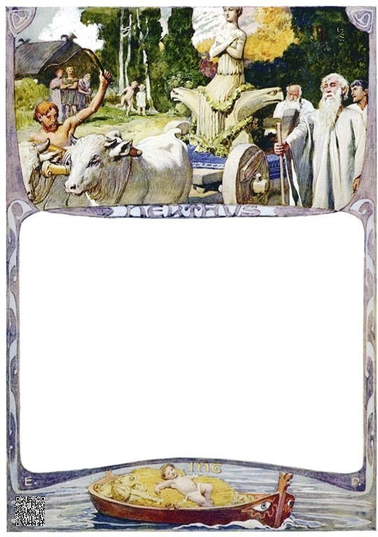 03-Nerthus processie