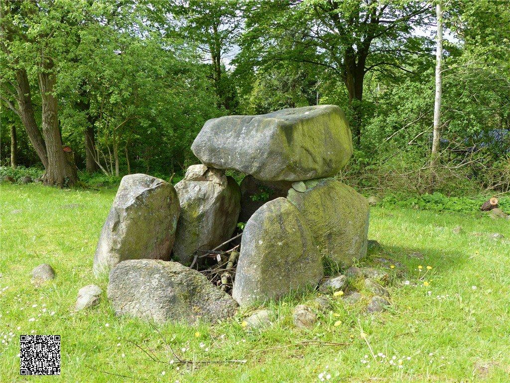04 - Rechthoekige Dolmen Van Hüsby