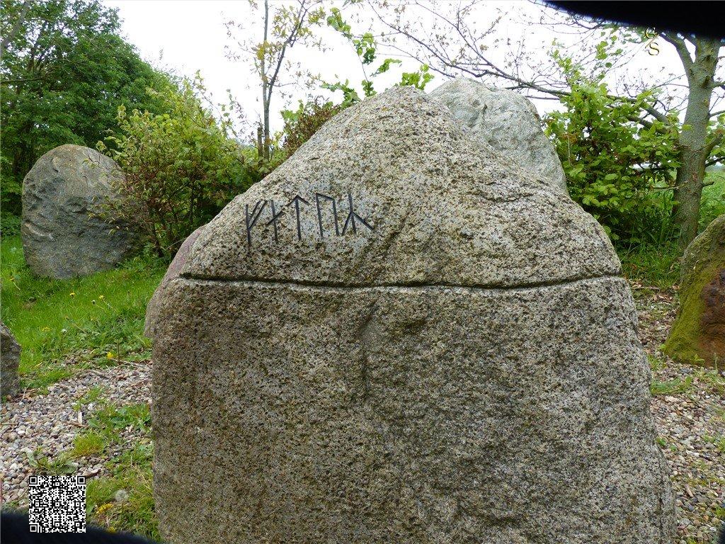 108 - Runensteenplaats Bij Stoltebüll