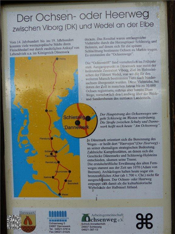 12 - Ochsenweg Oder Heerweg