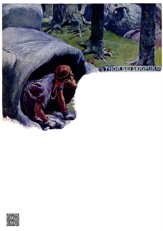 23-Thor bij Skrymir
