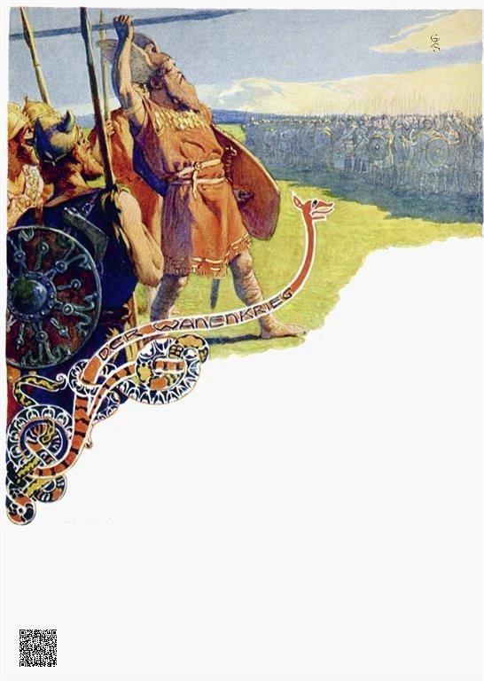 42-Oorlog tussen de Azen en de Wanen
