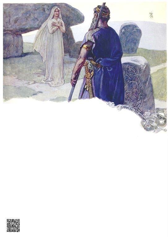 43-Odin spricht mit der Völva