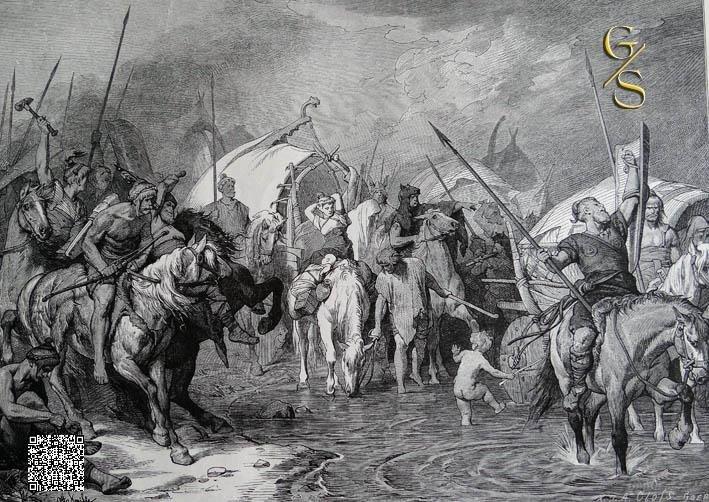 Germaanse volksverhuizing