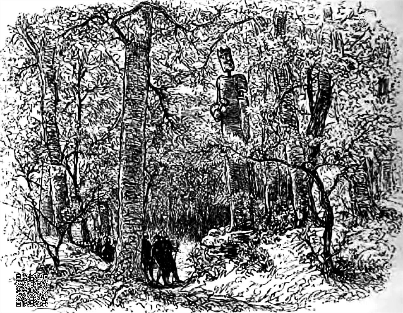 Heiliges Bild Im Wald-DE