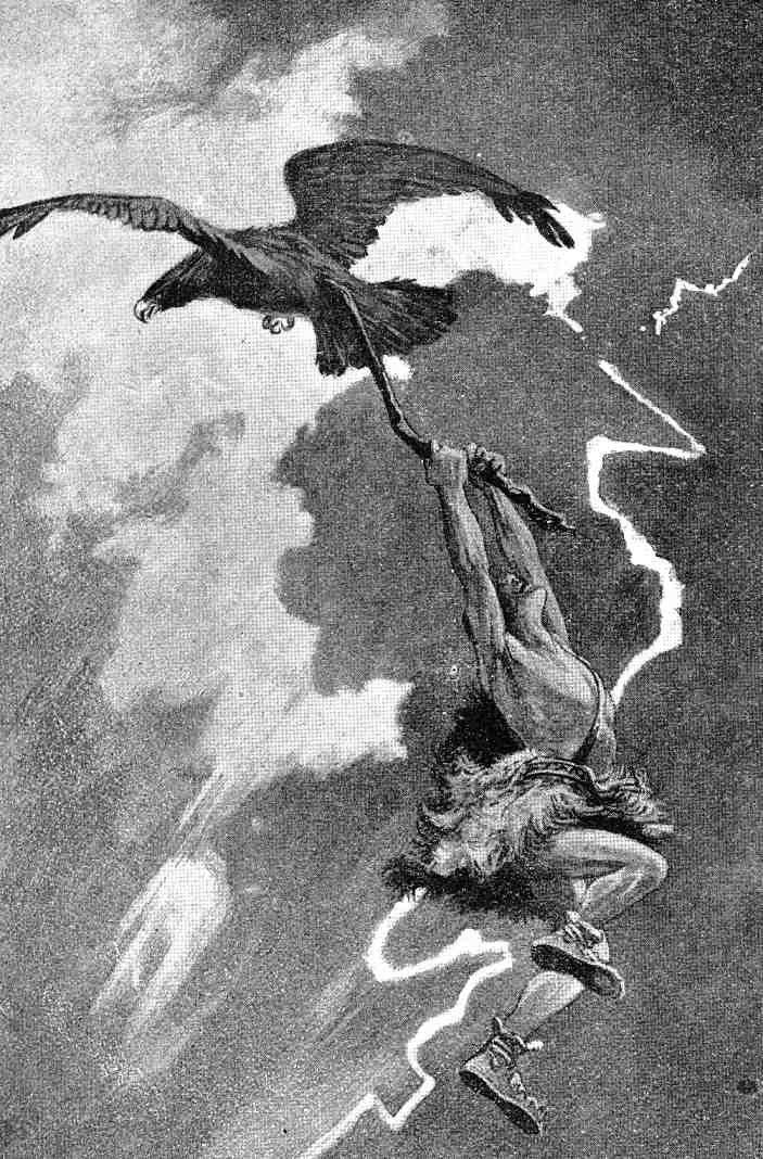 Loki Und Thiassi-DE