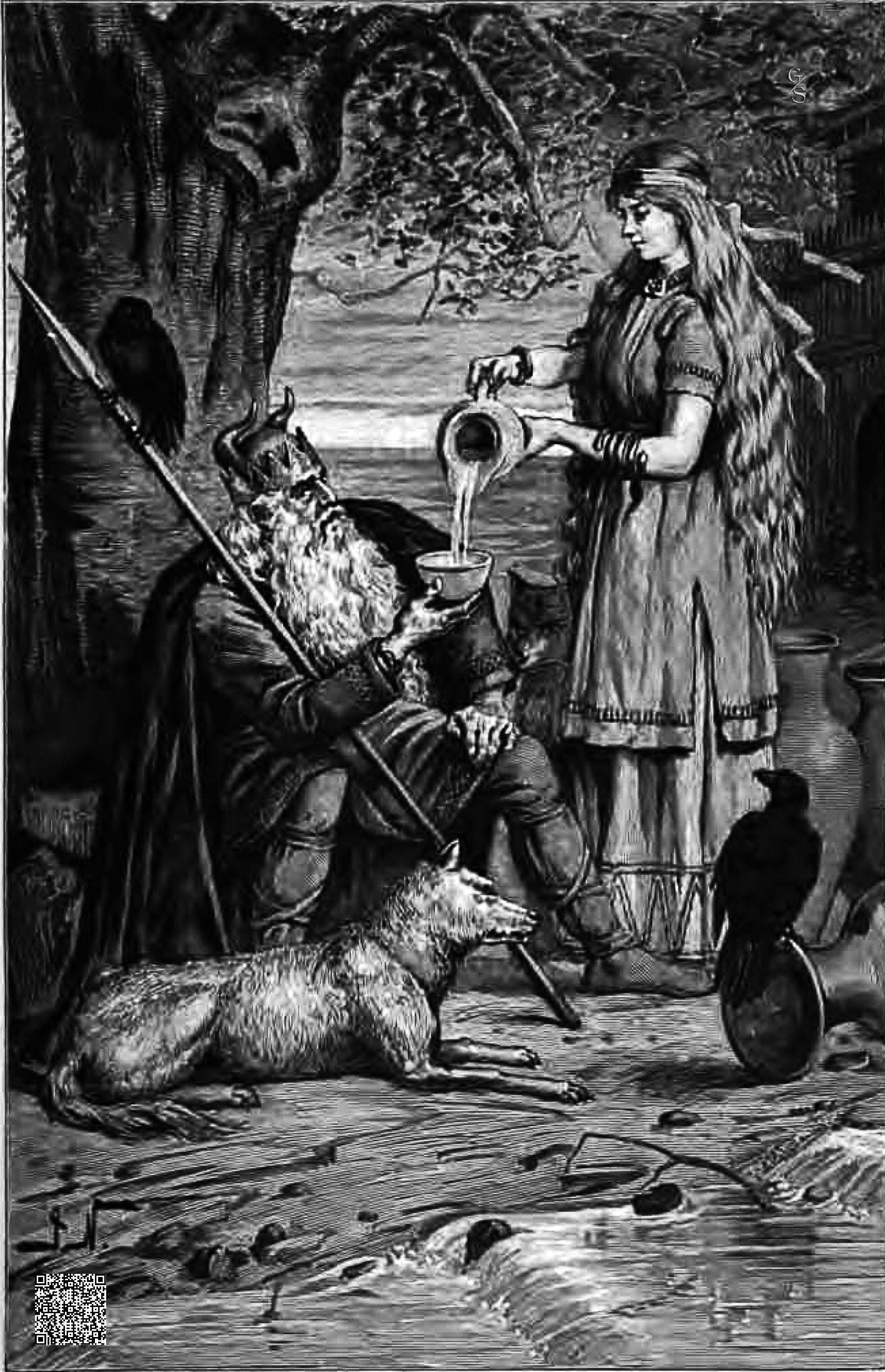Odin Und Saga-DE