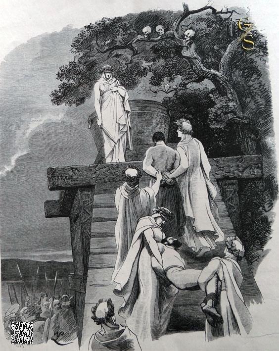 Priestesses Of The Cimbrians