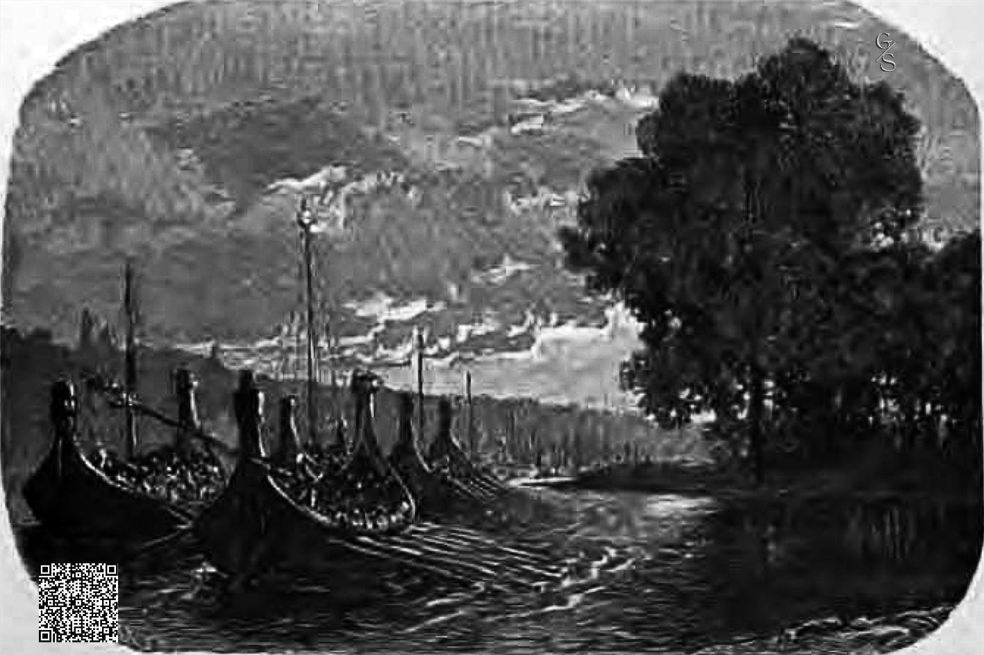 Ships In Der Braune Bucht-DE