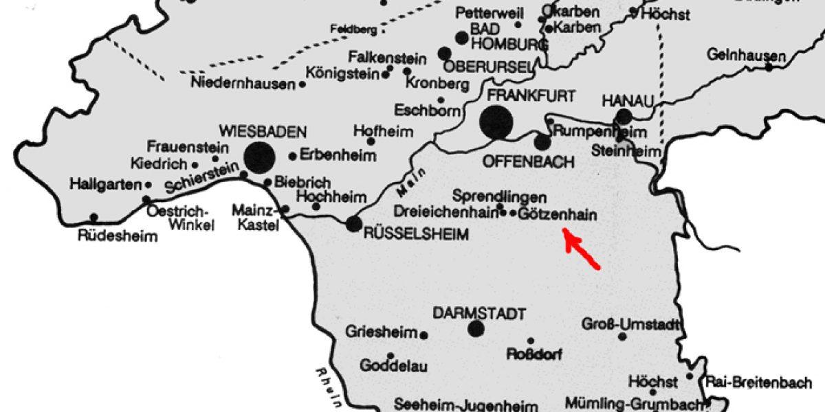 The treasure in the Dreieich (Three-Oaks)