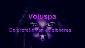 Lees meer over het artikel Völuspá-video